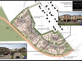 4194 Sullivan Trail Development Site Plan