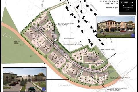 Forks Landing Development - 4194 Sullivan Trail