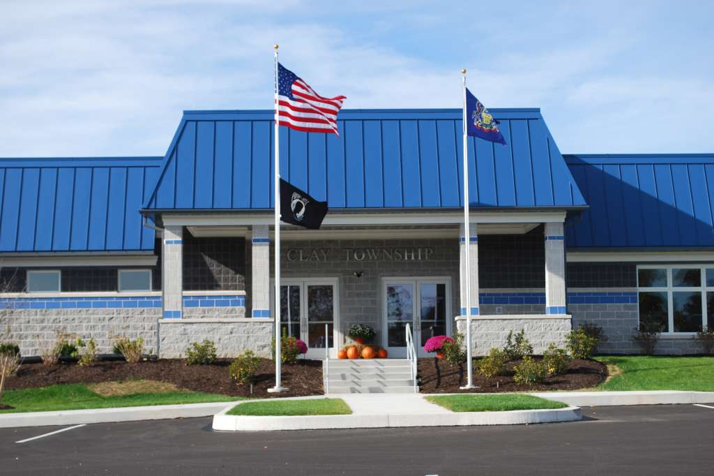 Clay Township Municipality Building