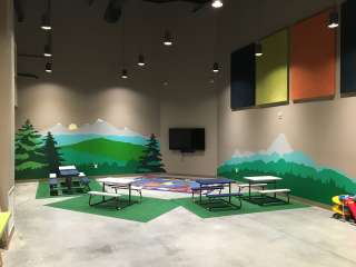 High Point Community Church Youth Area