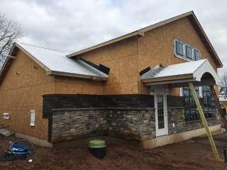 Evansburg Vineyards Construction