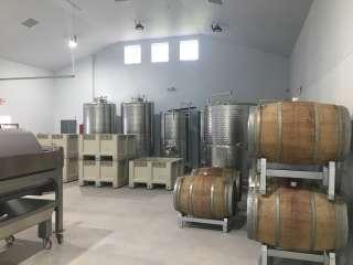 Evansburg Winery Interior Photo