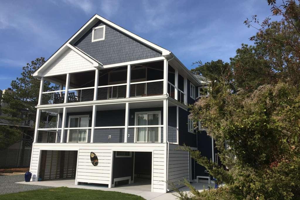 Eklund Residence Beach House