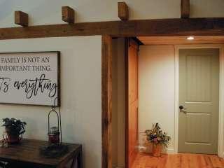 Barn Renovation Interior