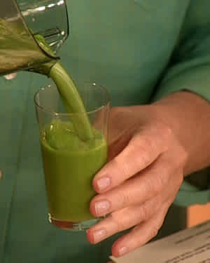 Martha Stewart's Green Juice
