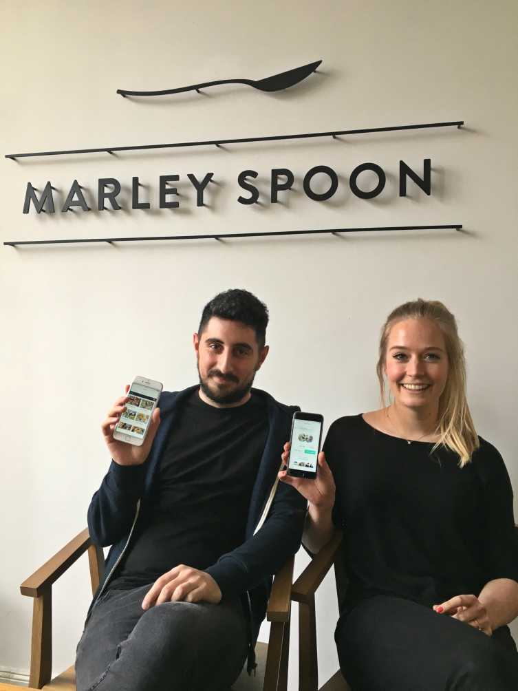 Q&A with the Marley Spoon app developers