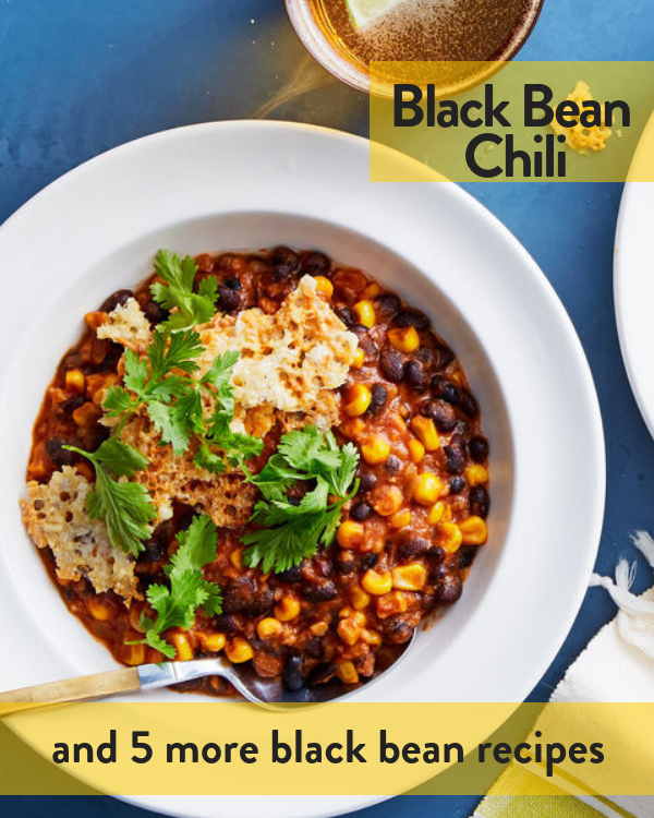 Six of Our Best Black Bean Recipes