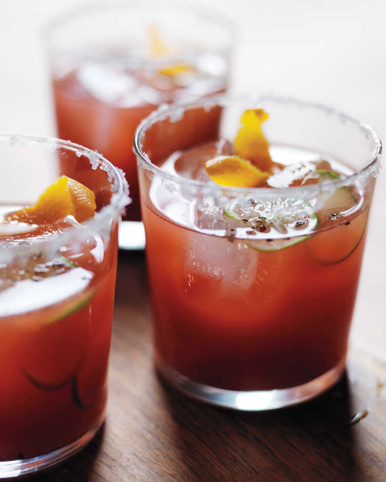 martha stewart bloody mary