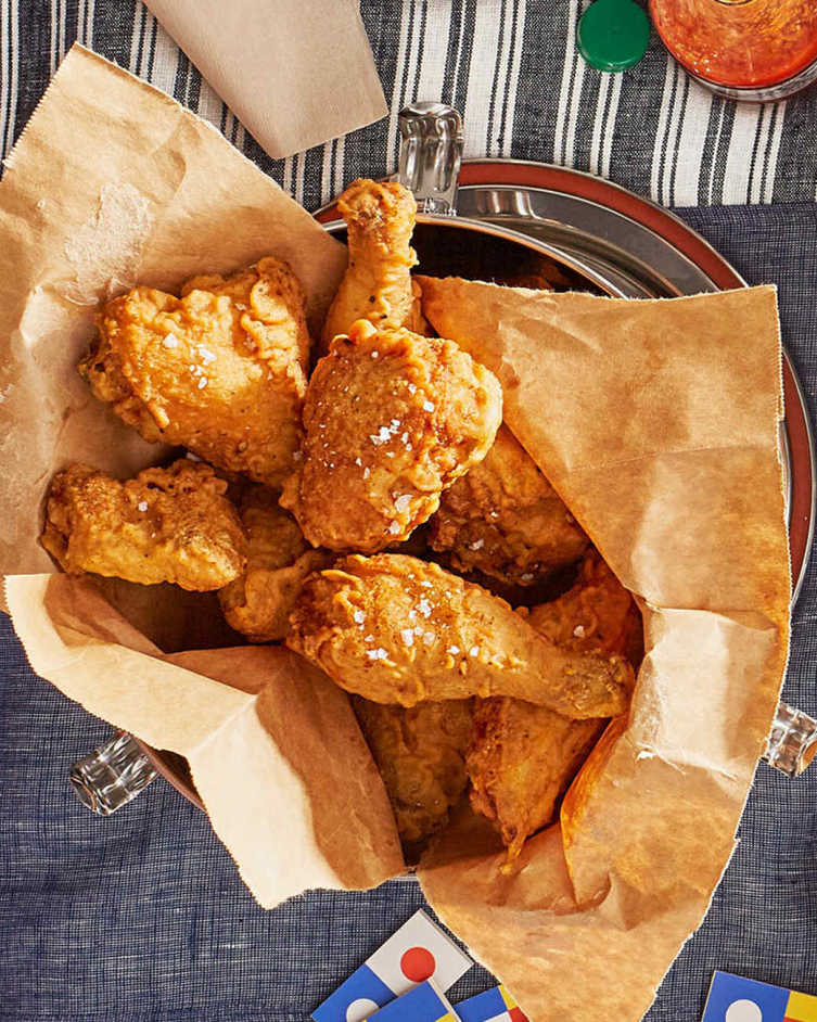 Martha Stewart's Fried Chicken