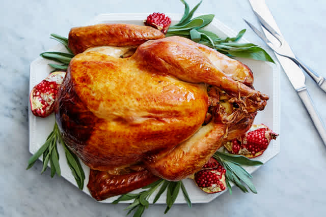 Martha Stewart's Thanksgiving Turkey