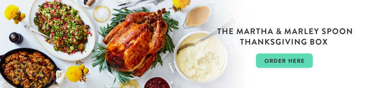 Martha Stewart Thanksgiving Meal Kit