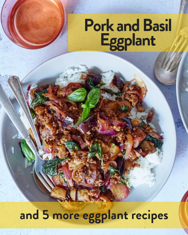 Eggplants Are What You've Been Missing