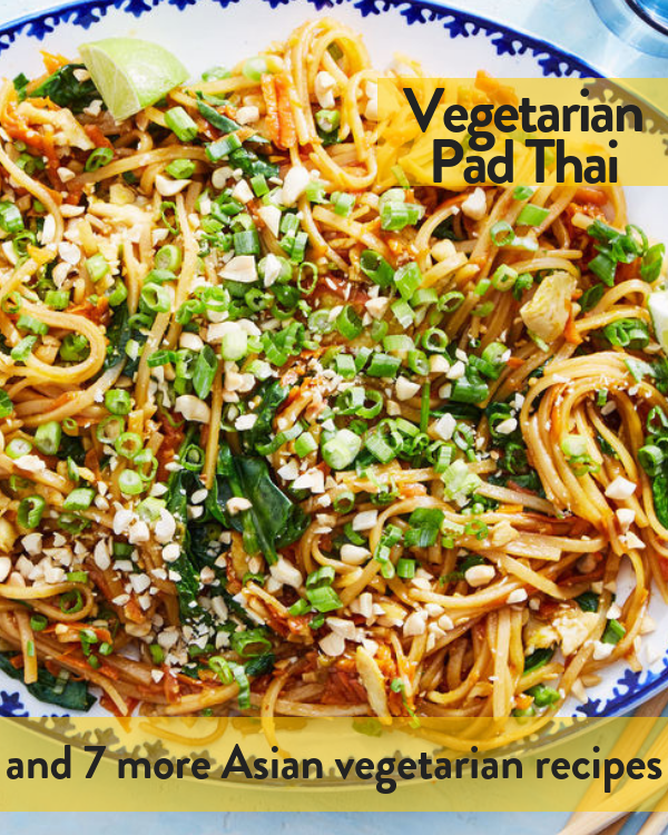 Our 8 Favorite Pan-Asian Vegetarian Dishes