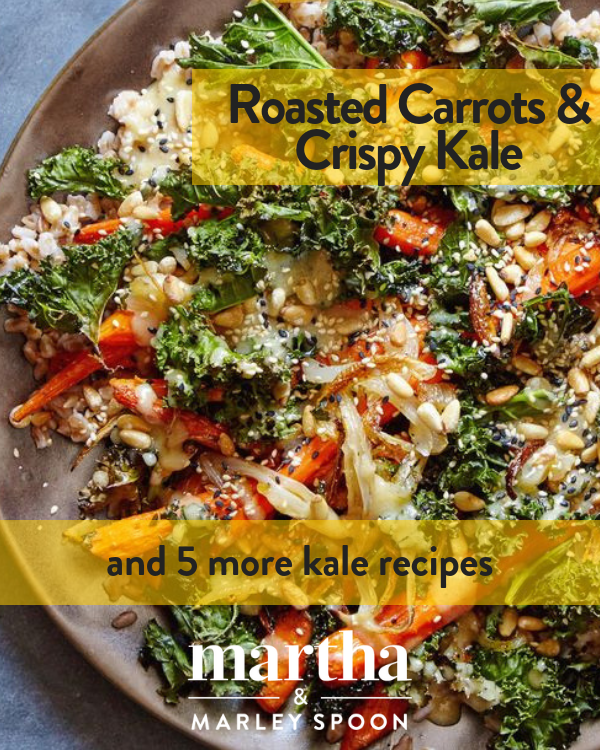 Power up with These Kale Recipes