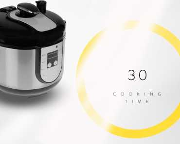 time is precious: here's how to make cooking convenient