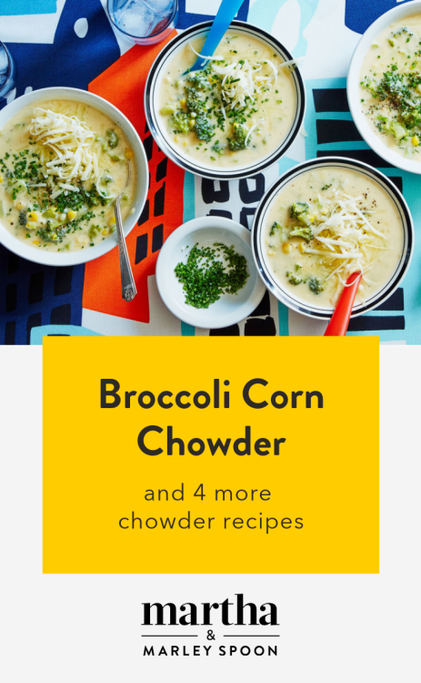 Chowder Down on These Tasty Chowder Recipes