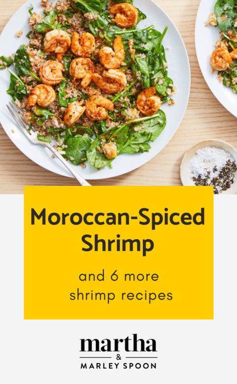 Moroccan-Spiced Shrimp