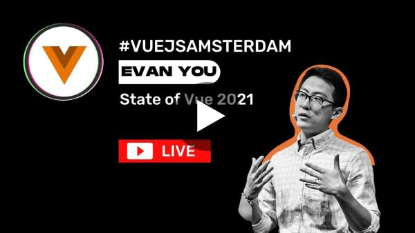 State of the Vuenion – Vuejs Amsterdam