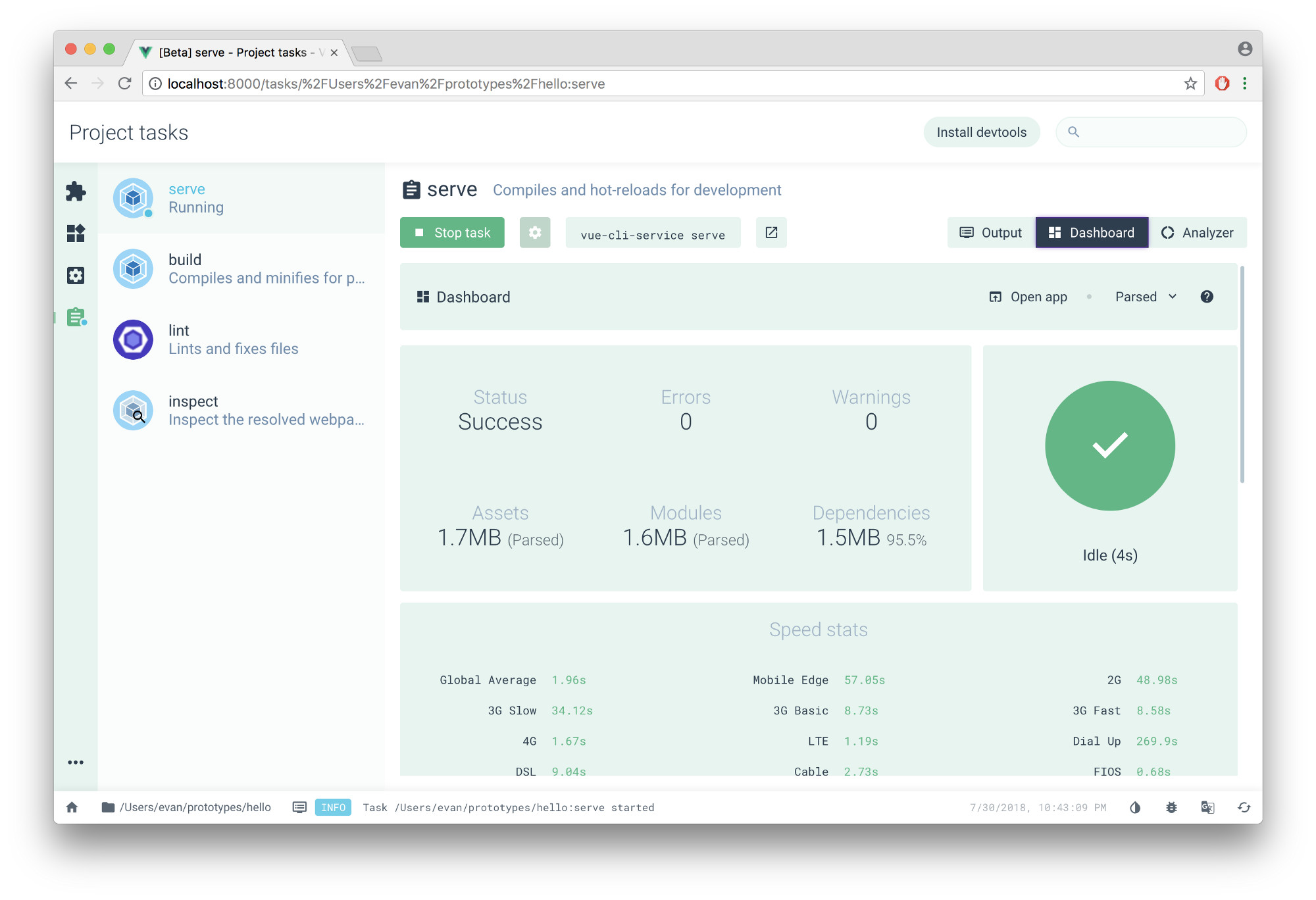 Vue CLI 3.0 is here! – The Vue Point
