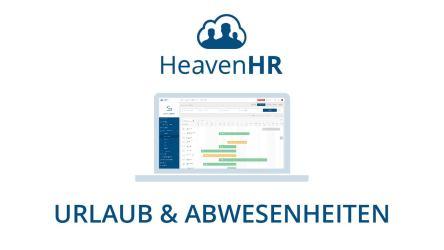 HeavenHR | Absence Management