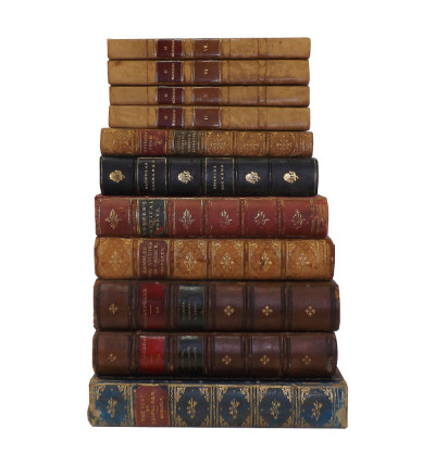 Leather bound (Vintage Books)