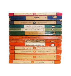 Block Penguins Vintage Books
