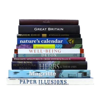 Coffee Table Books (Wholesale Books)