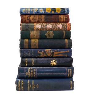 Decorative Spine Vintage Books