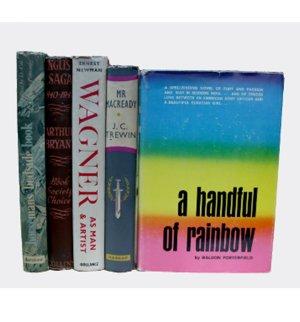 Dust Jacketed Hardbacks Vintage Books