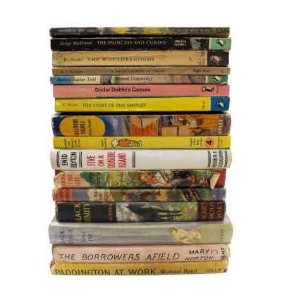 Children's Vintage Books