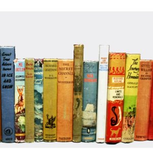 Mixed Hardback Pallet Vintage Books