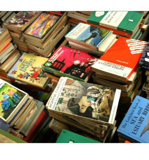 Mixed Pallet Vintage Books