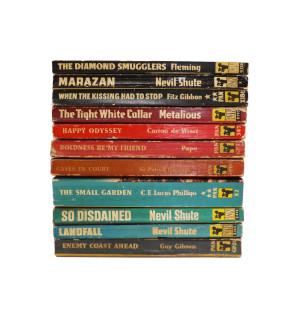Pan Paperbacks Vintage Books