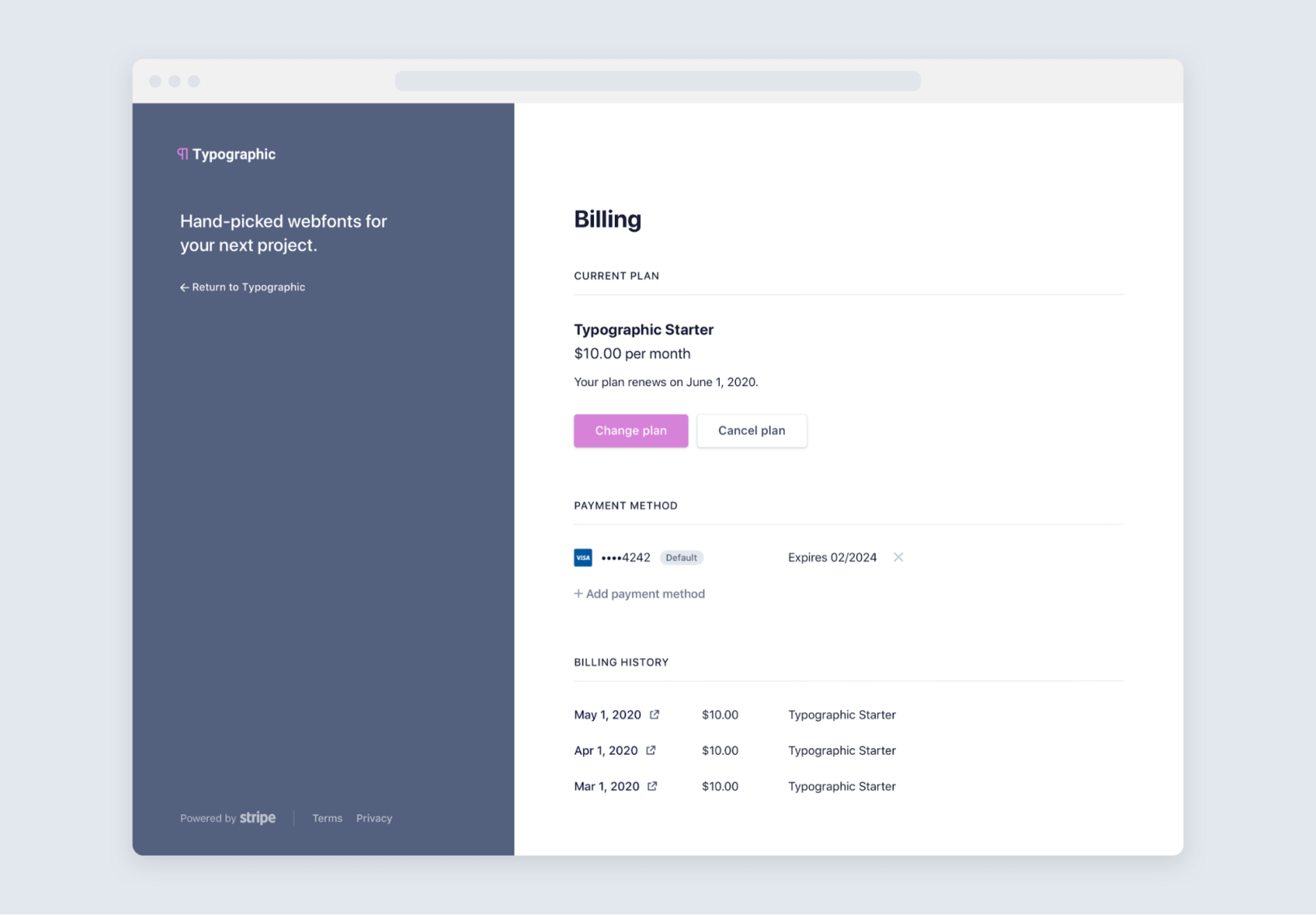 billing-customer-portal