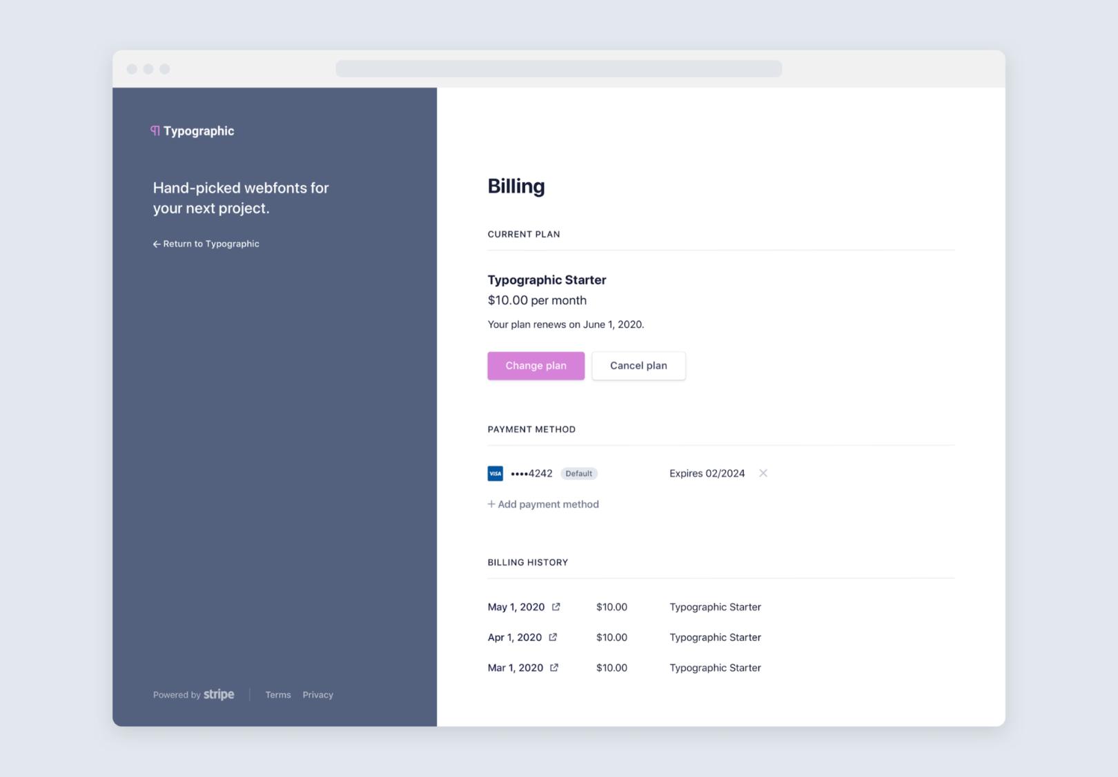 billing-customer-portal