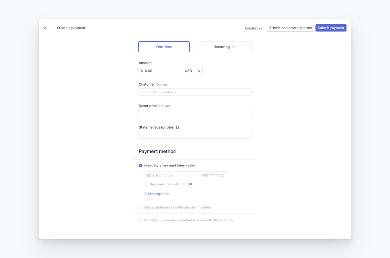 dashboard-payment