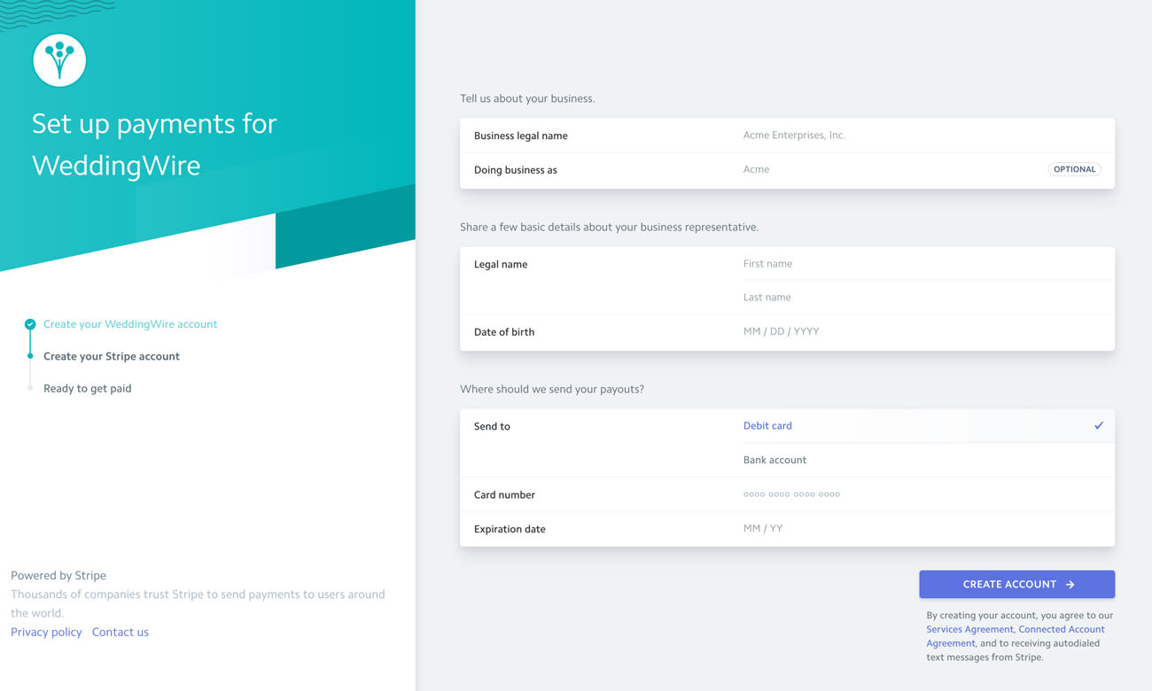 express-for-business screenshot