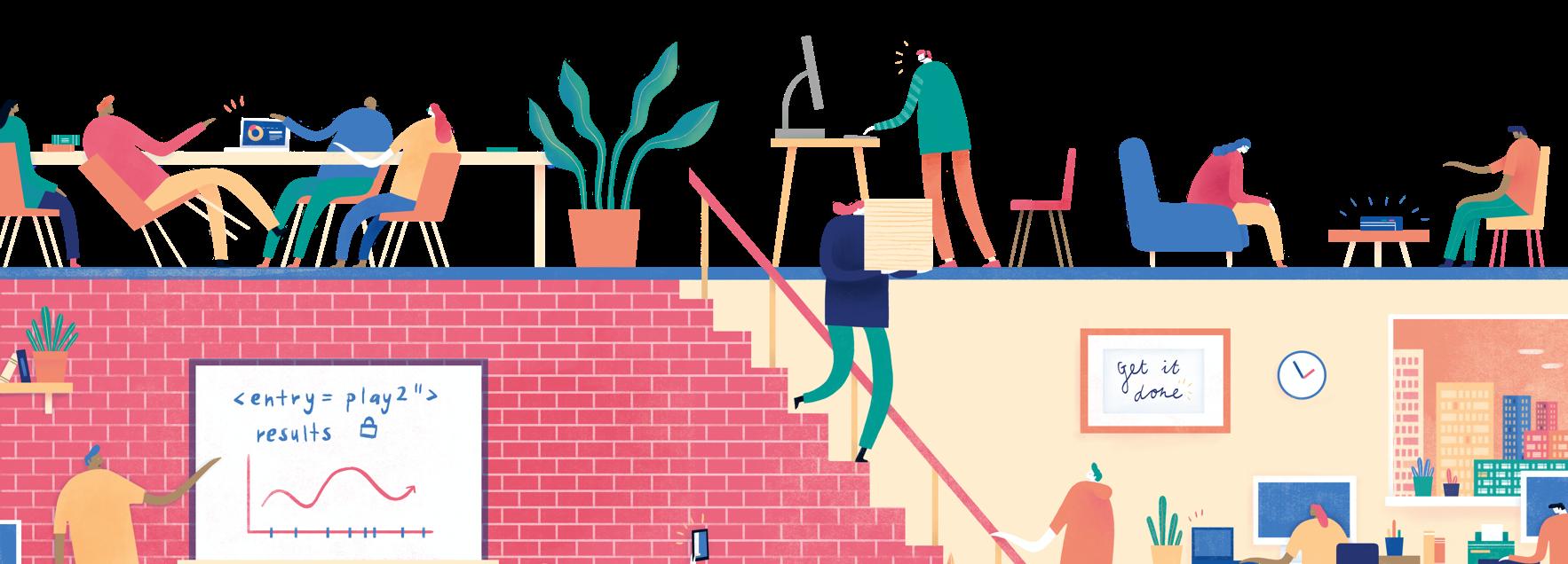Increment illustration