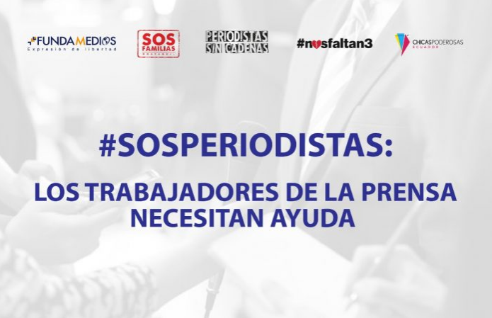 Image from the #SOSperiodistas (#SOSjournalists) campaign