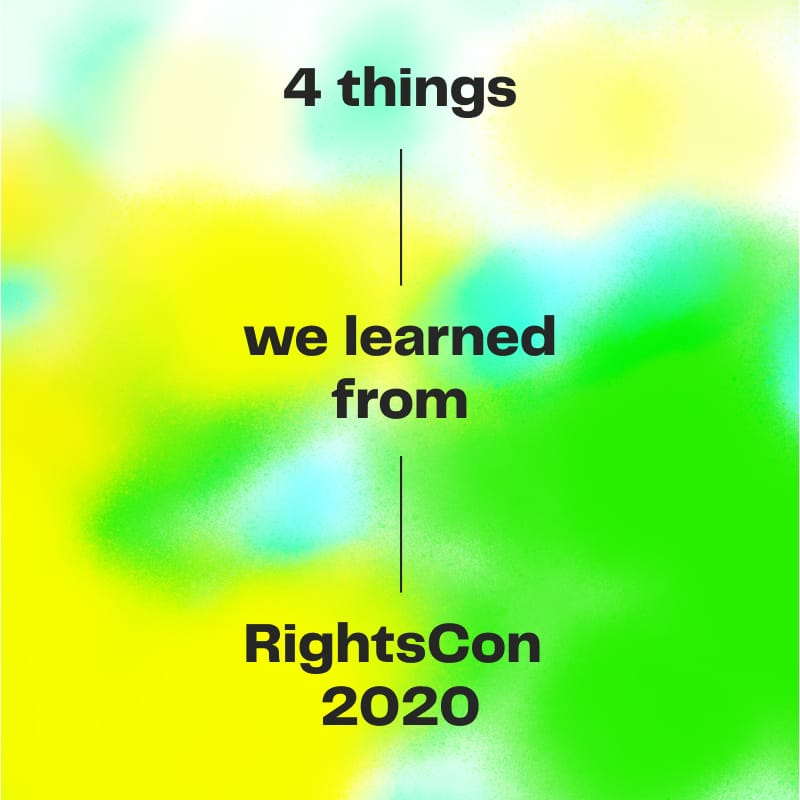 4 Things We Learned from RightsCon 2020