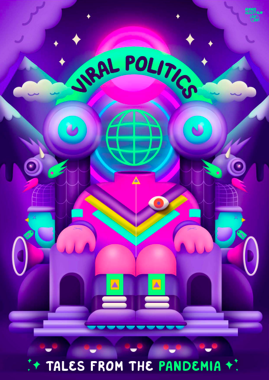 Viral Politics 1 Zine Cover
