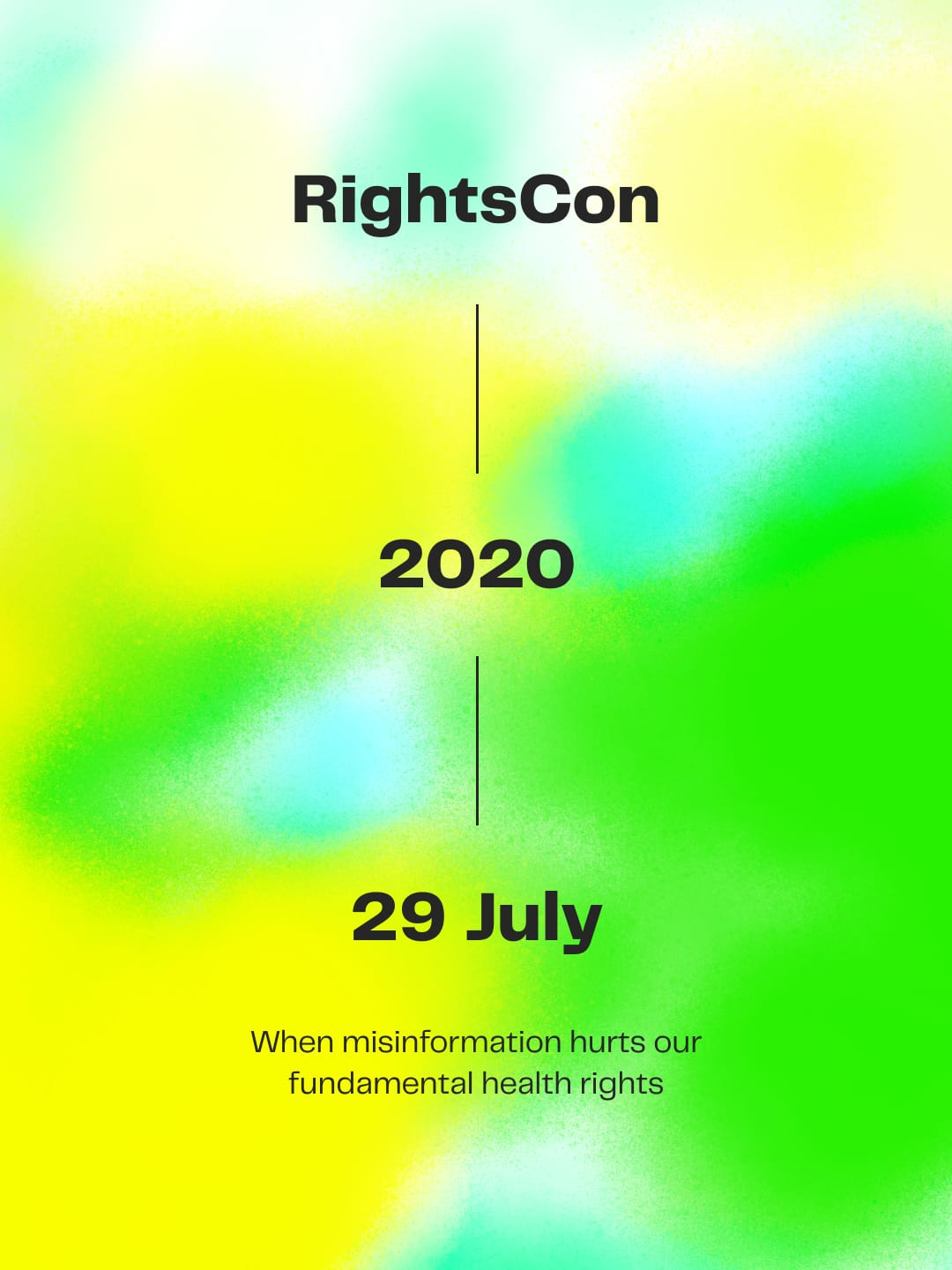 RightsCon 2020: When misinformation hurts our fundamental health rights