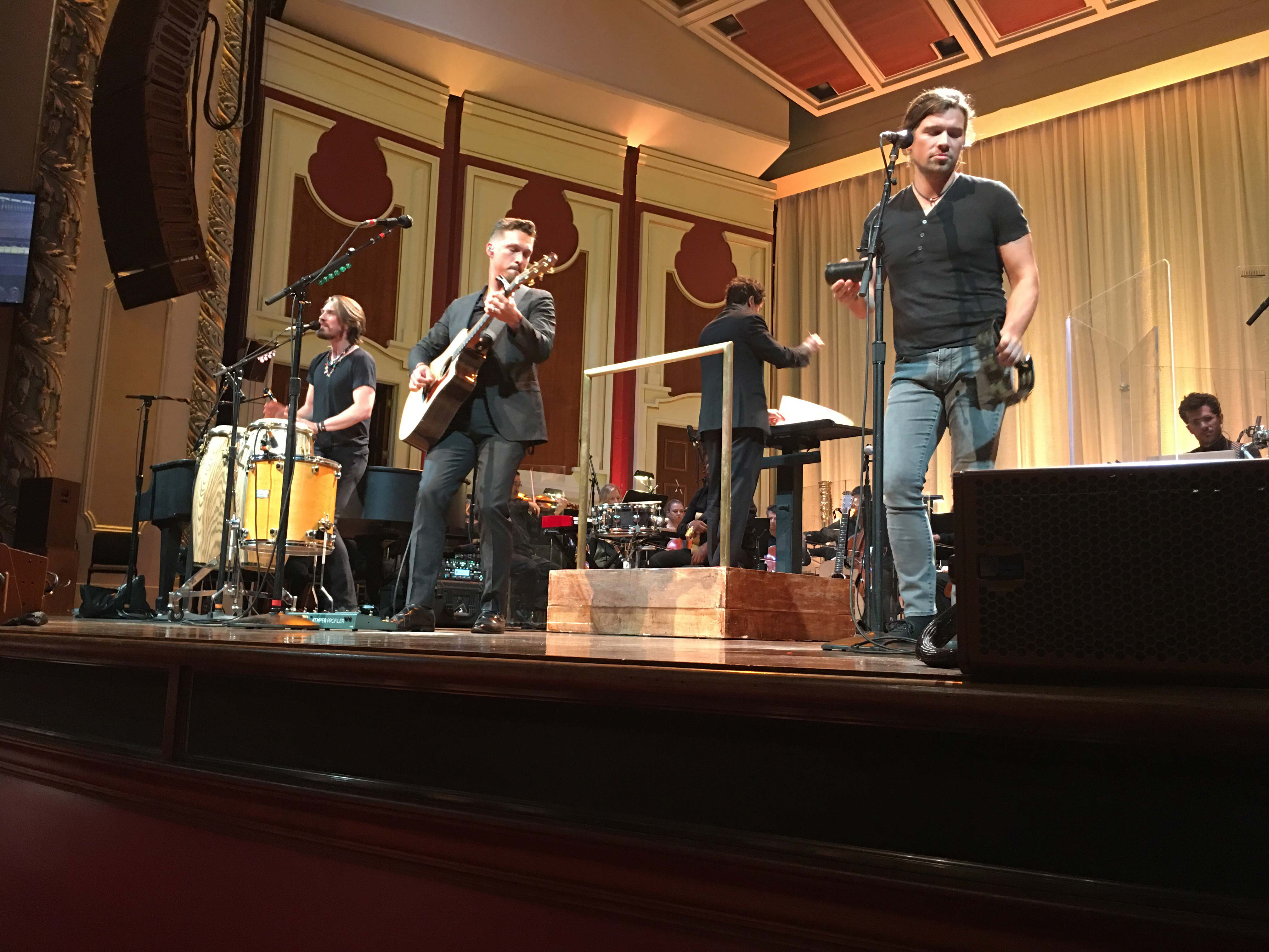 f1ce9c8f Hanson - String Theory Live with the Pittsburgh Symphony Orchestra August  2, 2018