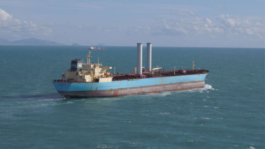 Norsepower Announces New Installation Order From A European Shipowner