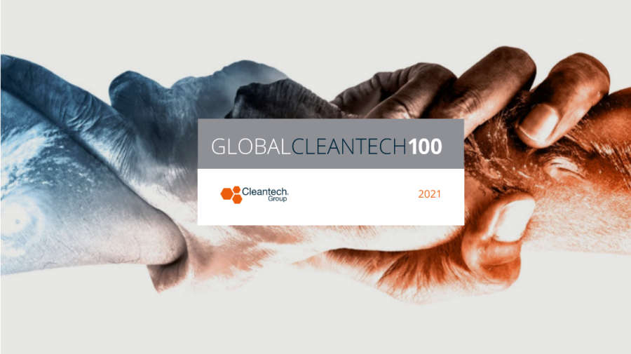 Norsepower joins prestigious list of Global Cleantech 100 companies for its game-changing Rotor Sail solution