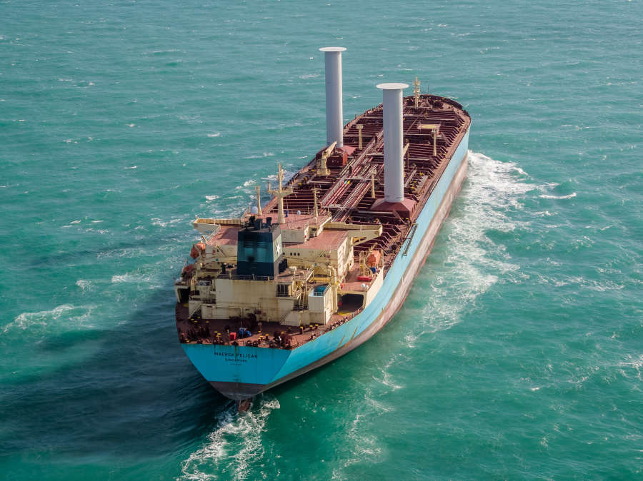 Norsepower agreement signals global installation capability for Rotor Sails