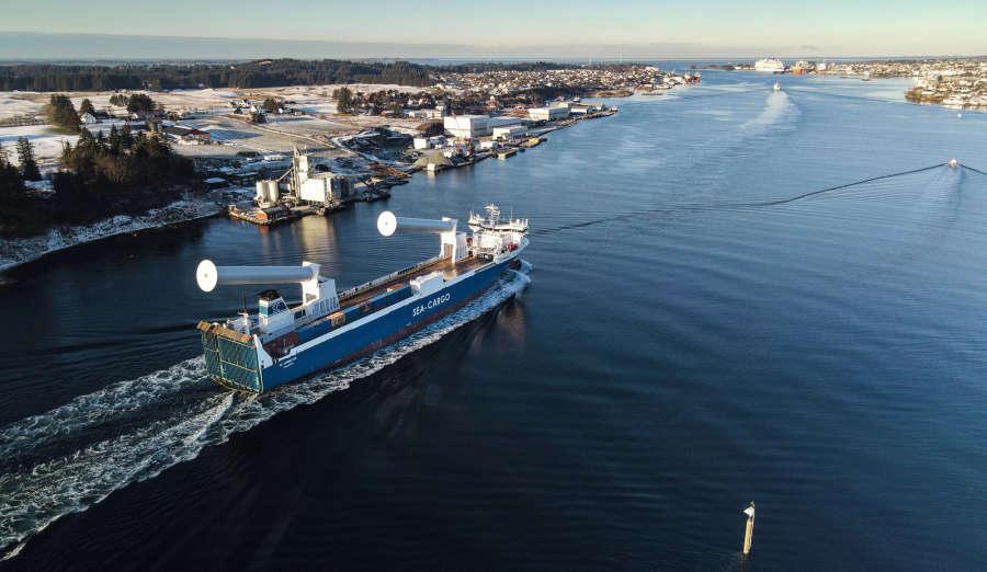 Norsepower highlights Rotor Sail results at The Motorship Propulsion & Future Fuels webinar
