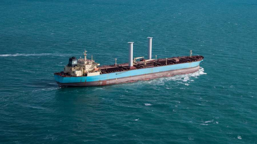WEBINAR Norsepower technology and the Maersk Pelican
