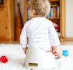 Apprentissage propreté bébé