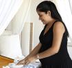 Préparer le sac de maternité